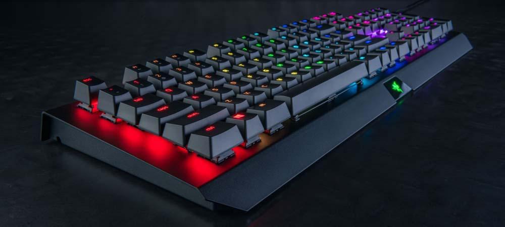 Мезаническая клавиатура RAZER