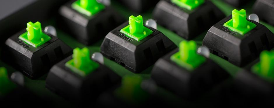 Свитчи механической клавиатуры